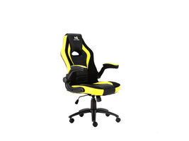 Nordic Gaming Charger V2 gamestoel zwart, geel.