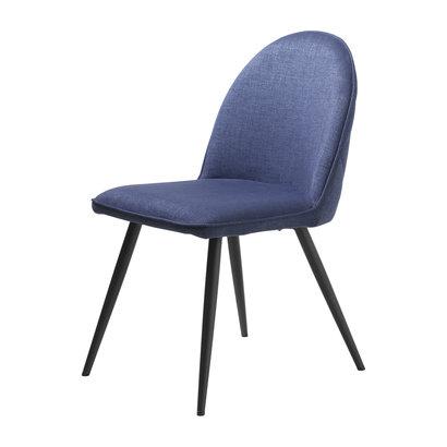 Move eetkamerstoel blauw