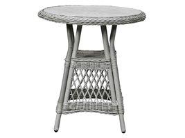 Hvalo terrasmeubel café tafel Ø 69 cm, zand.