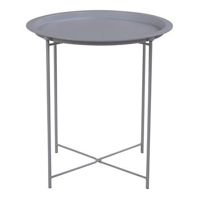 Baro salontafel hoektafel grijs.