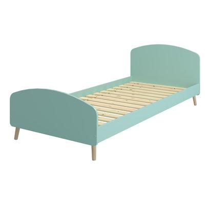 Gry bed 90x200cm munt.