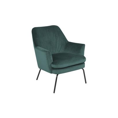 Chark fauteuil groen.