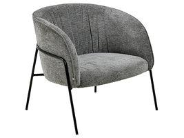 Scube fauteuil grijs.