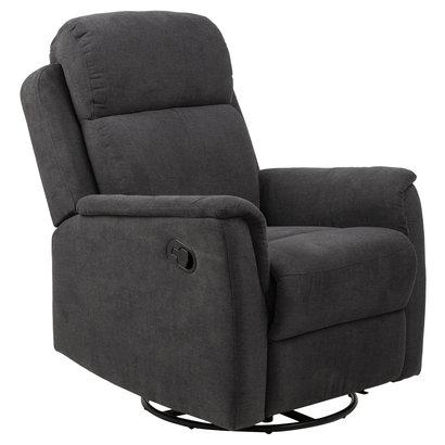 Tor fauteuil relaxfauteuil grijs.