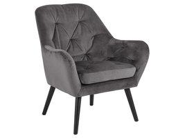Ask fauteuil grijs.