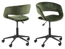 Gramma kantoorstoel groen.