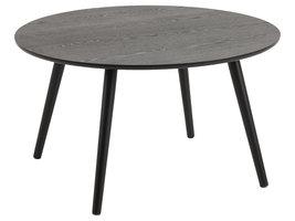 Staff salontafel zwart.