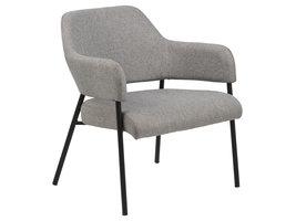 Lisa fauteuil grijs.