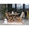 Ibiza tapijt 140x200cm voor buiten donkerkoraal.
