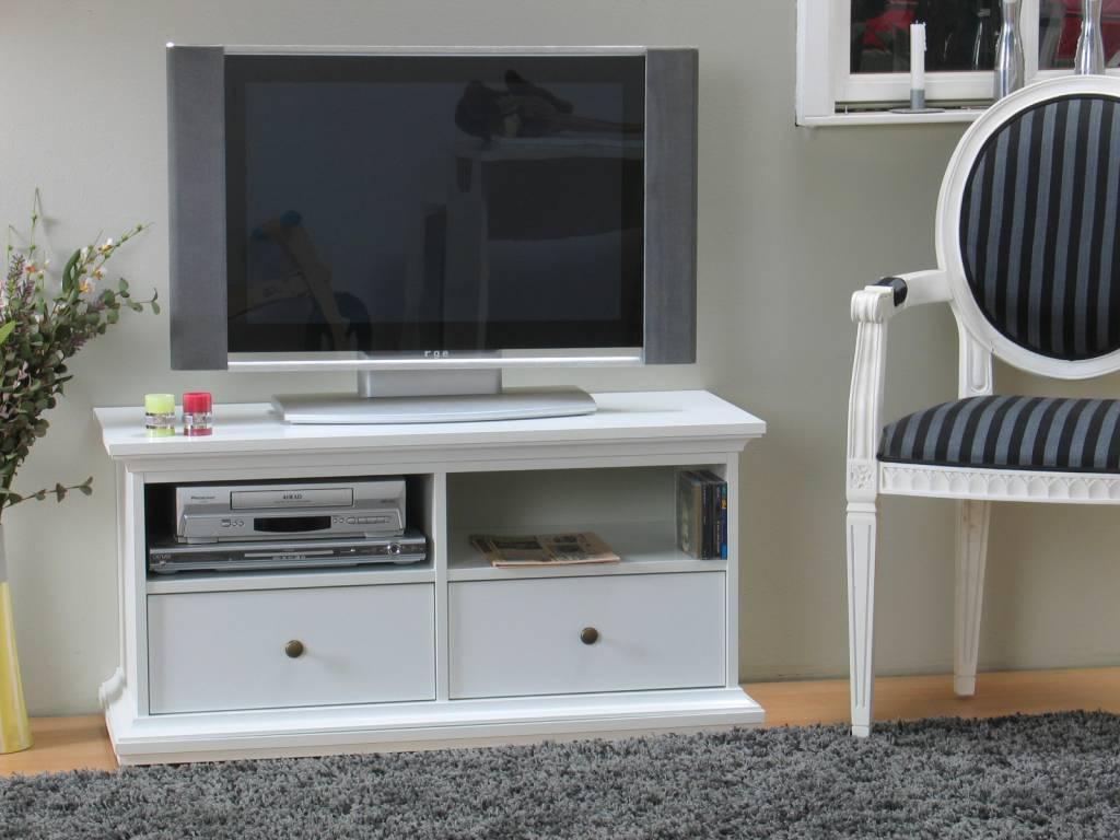 Witte Tv Kast.Tvilum Tv Kast Venetie Wit