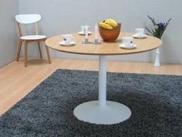 Ibby ronde eettafel Ibiza 110 cm diameter