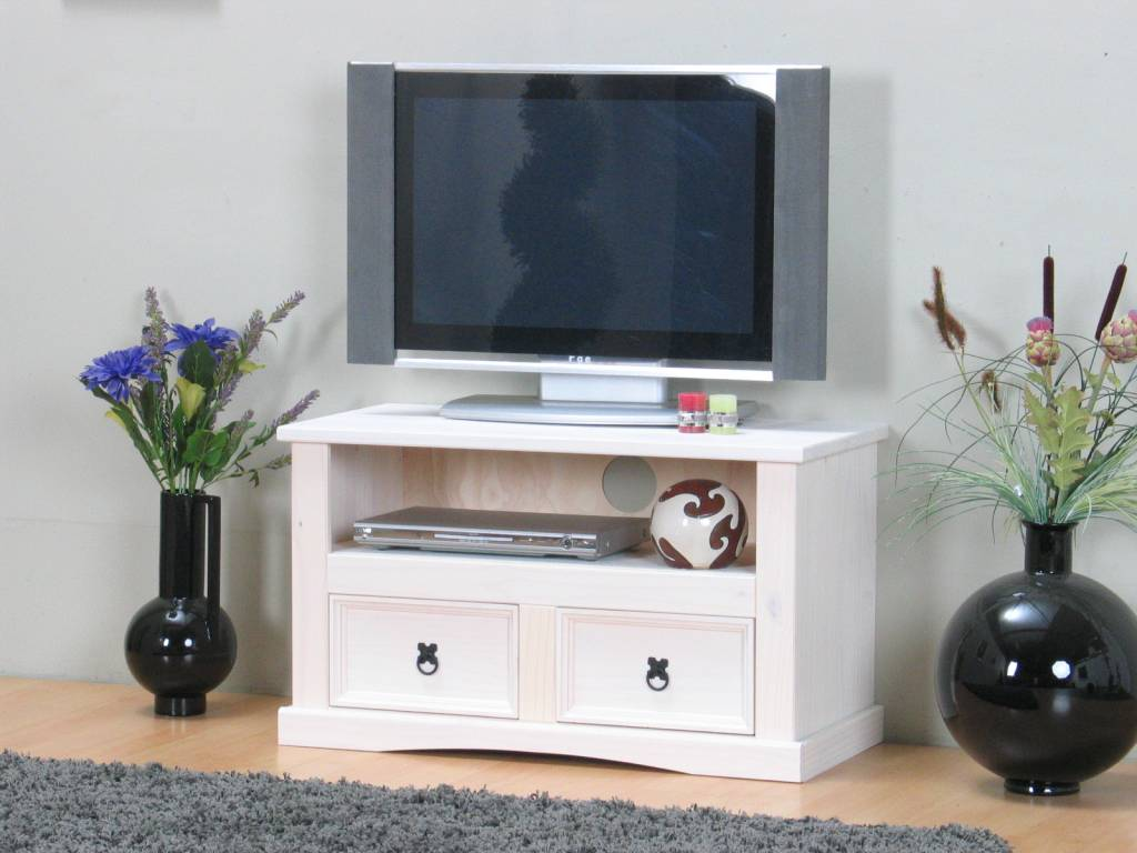 Tv Kast Wit New Mexico 915cm Breed
