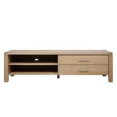 FYN Corso - TV-meubel - Eiken white wash