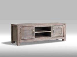 Alana TV-meubel 160 cm breed acaciahout