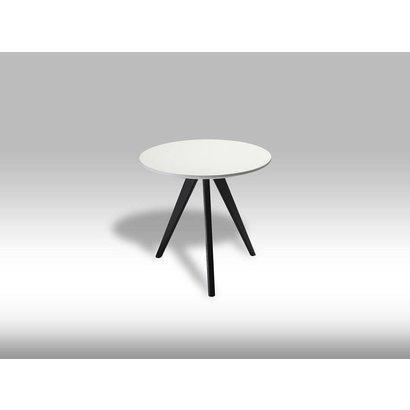 Livie salontafel zwart/wit