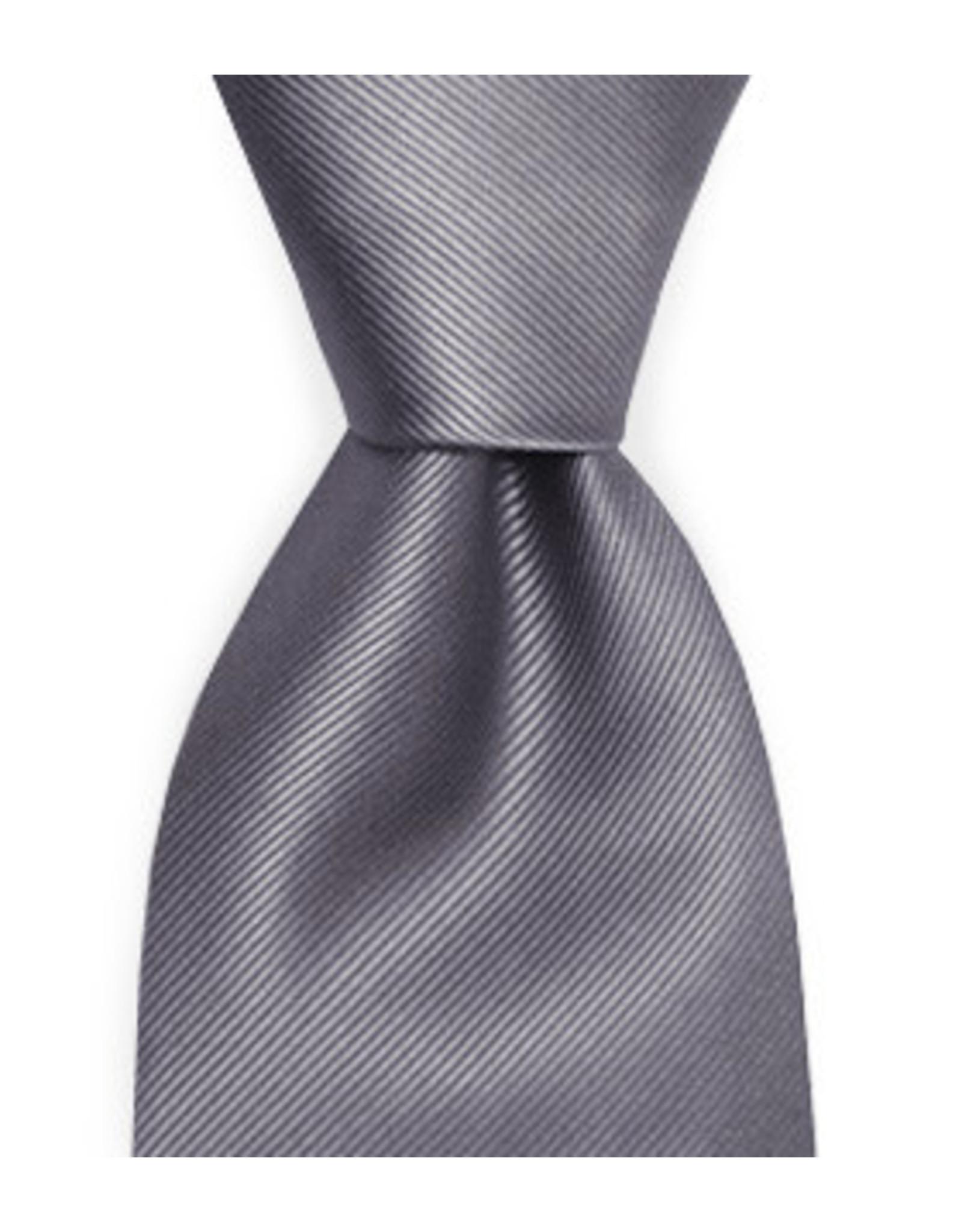Premium Promotions Stropdas 100% polyester repp