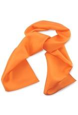 Premium Promotions Oranje 100% zijde 30x140cm