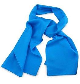 Premium Promotions Process blue 30x140cm zijde