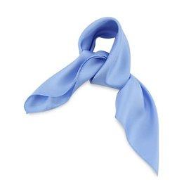 Premium Promotions Lichtblauw 53x53cm zijde