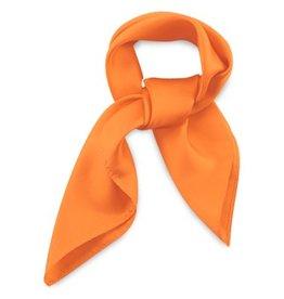 Premium Promotions Oranje 53x53cm zijde