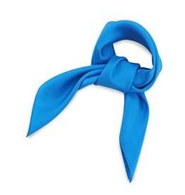 Premium Promotions Process blue 53x53cm zijde
