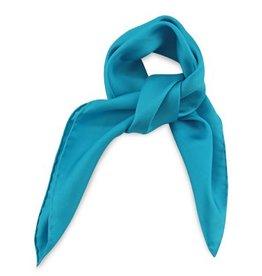 Premium Promotions Turquoise 53x53cm zijde