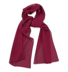 Premium Promotions Bordeaux polyester 30x140cm