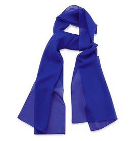 Premium Promotions Kobalt polyester 30x140cm