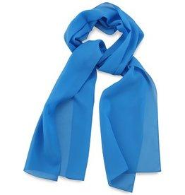 Premium Promotions Process blue polyester 30x140cm