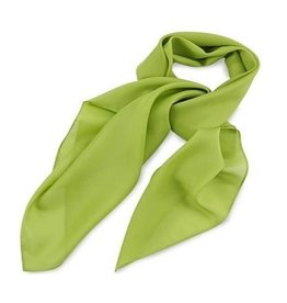 Premium Promotions Limegroen polyester 75x75cm