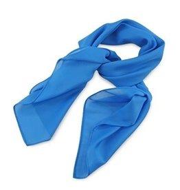 Premium Promotions Process blue polyester 75x75cm