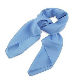 Premium Promotions Lichtblauw polyester 75x75cm