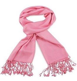 Premium Promotions Pashmina 70x180cm roze