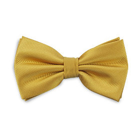 Premium Promotions Strik polyester repp geel