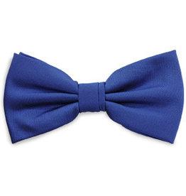 Premium Promotions Strik polyester kobaltblauw
