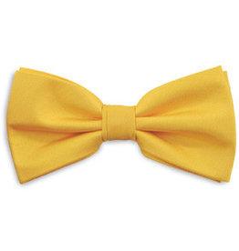 Premium Promotions Strik polyester fel geel