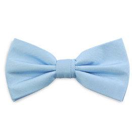 Premium Promotions Strik polyester lichtblauw