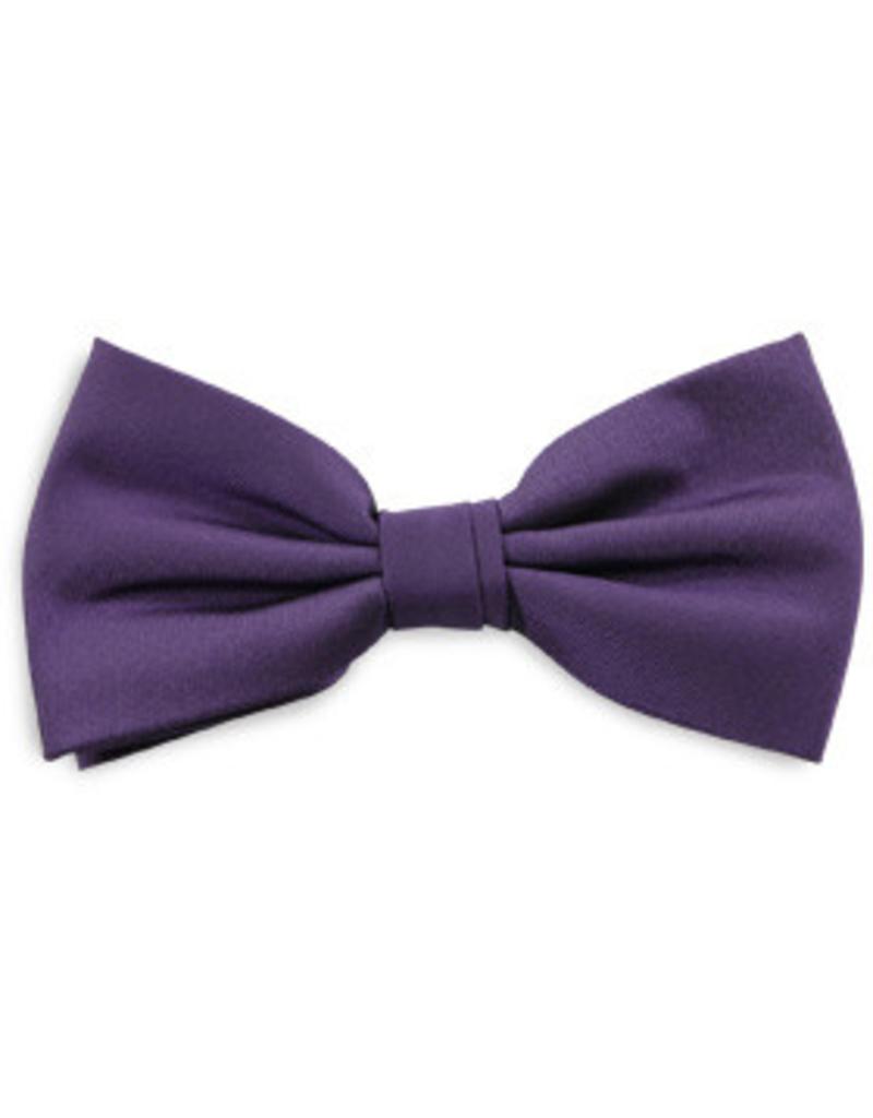 Premium Promotions Strik polyester paars