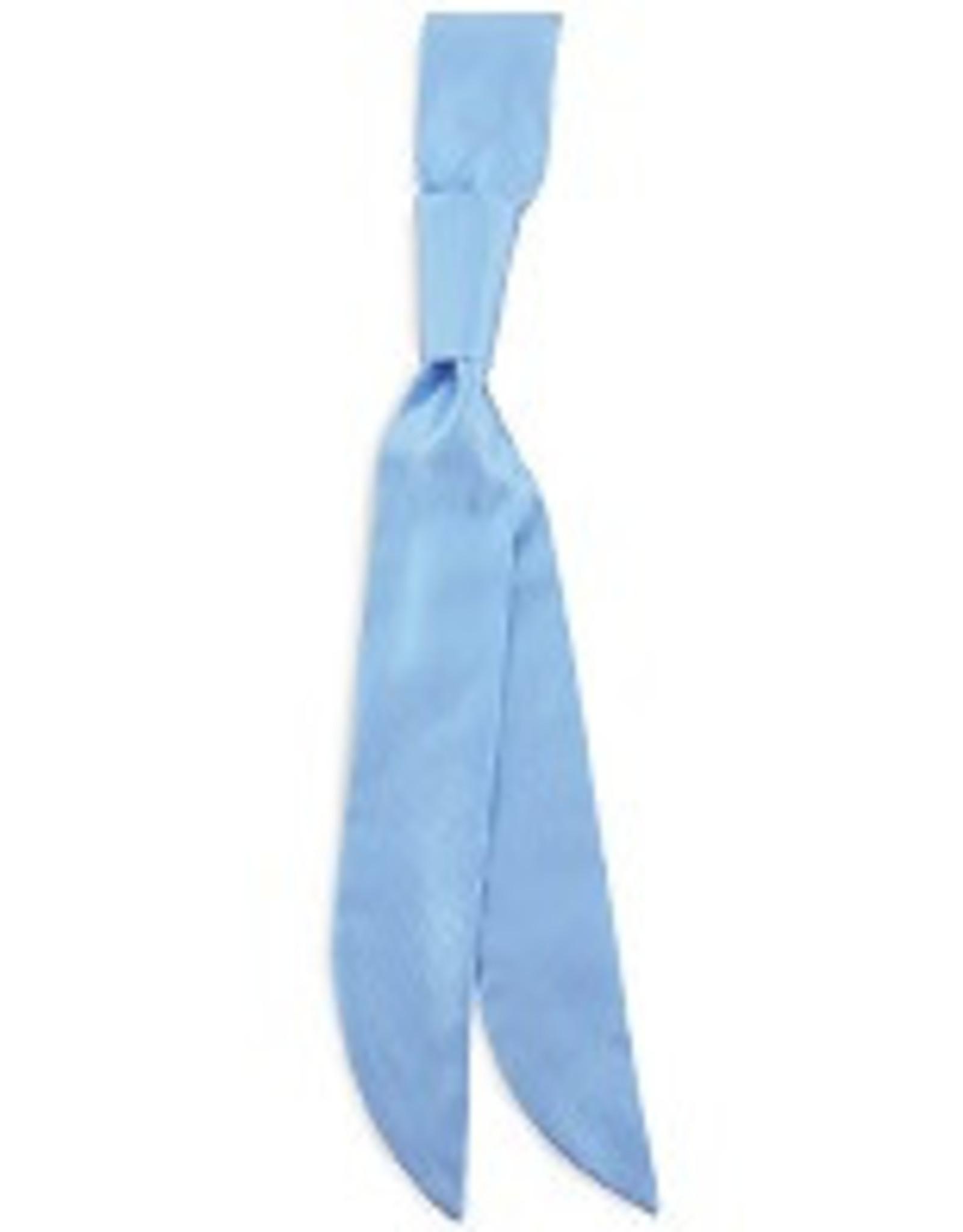 Premium Promotions Bistrodas polyester lichtblauw