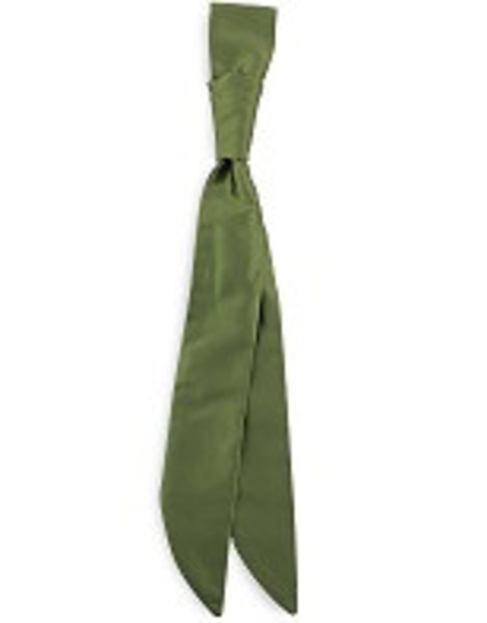 Premium Promotions Bistrodas polyester olijfgroen