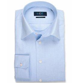 LCF Overhemd 60-40 lichtblauw ML7