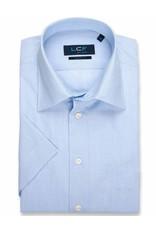 LCF Overhemd 60% katoen 40% polyester korte mouw