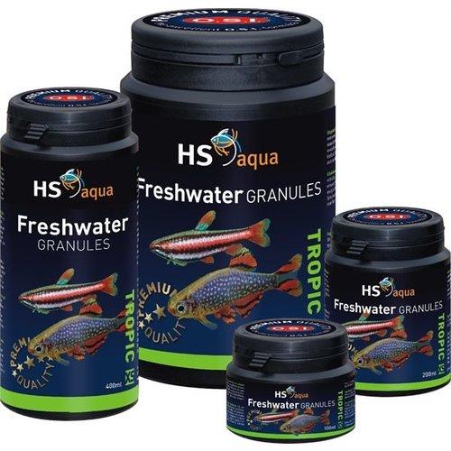 Hs Aqua Freshwater Granules XS