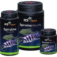 Hs Aqua Spirulina Pellets Medium