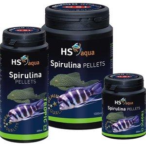 Hs Aqua Hs Aqua Spirulina Pellets Medium