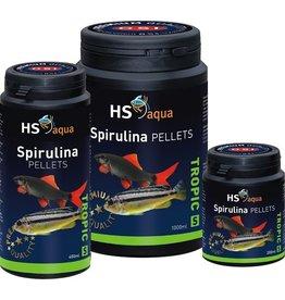 Hs Aqua Spirulina Pellets Small