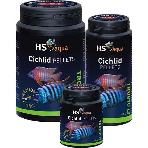 Hs Aqua Cichlid Pellets Medium