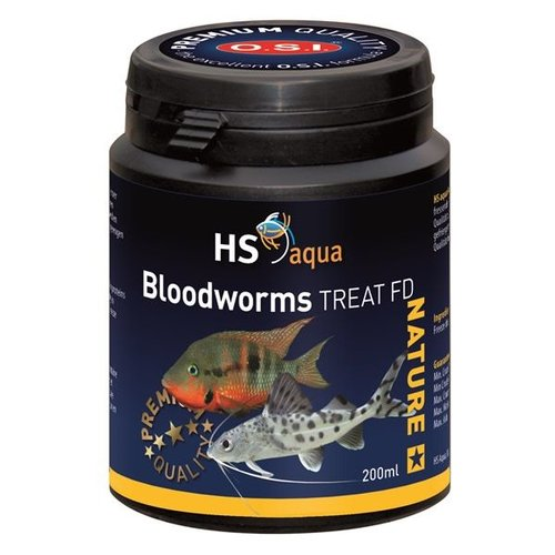 Hs Aqua Bloodworms FD