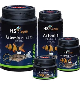 Hs Aqua Artemia Pellets