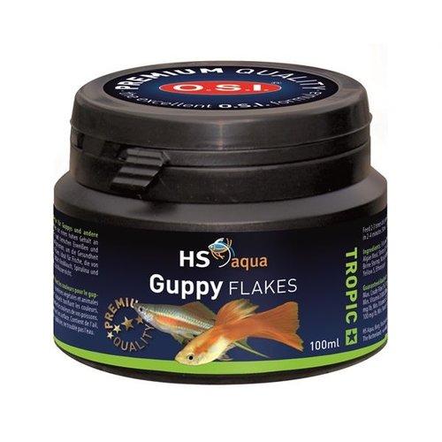 Hs Aqua Guppy Flakes